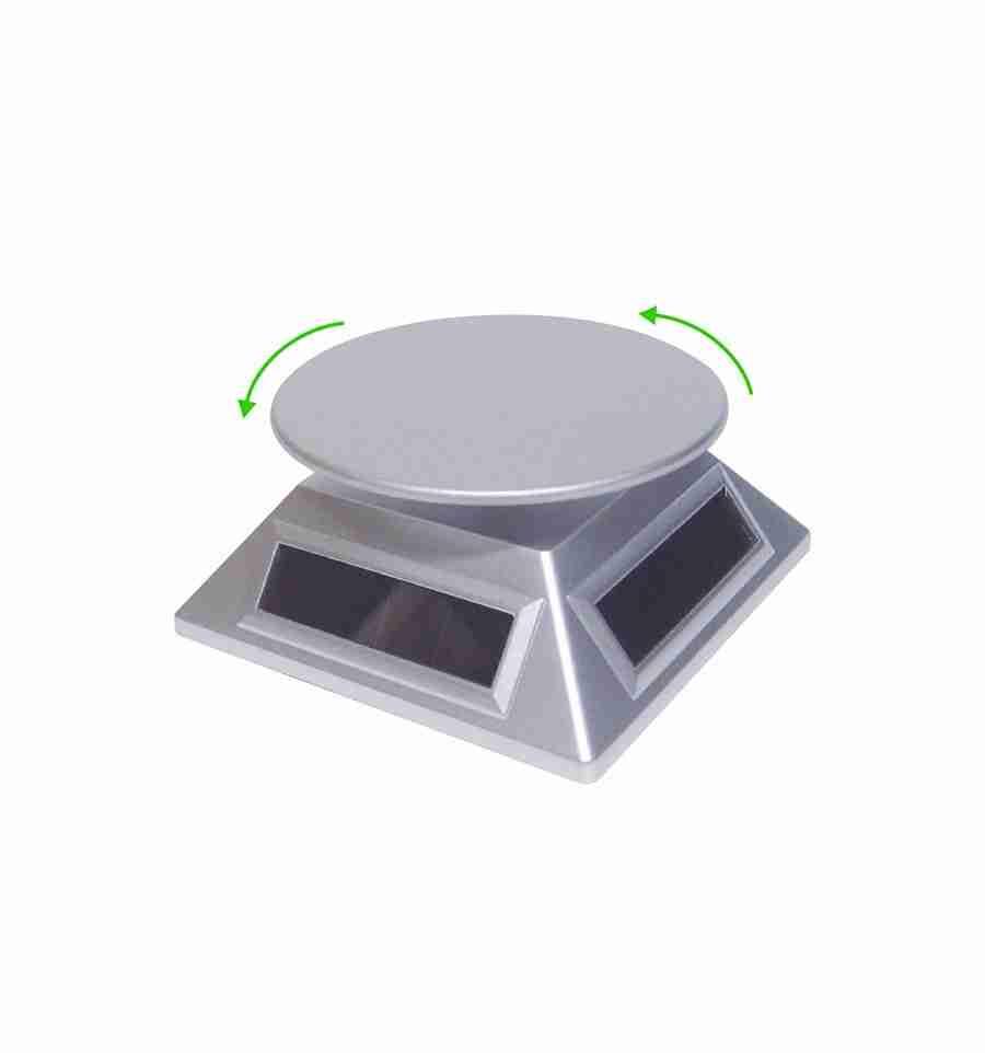 Expositor solar