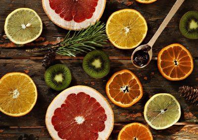 Frutas 24